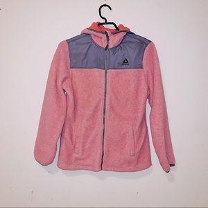Reebok fleece hoodie